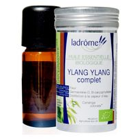 Ladrome - Huile Essentielle D'ylang Ylang Complète Bio