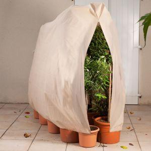 idmarket housse d 39 hivernage pour plante et arbuste 200 x 240 cm pas cher achat vente. Black Bedroom Furniture Sets. Home Design Ideas