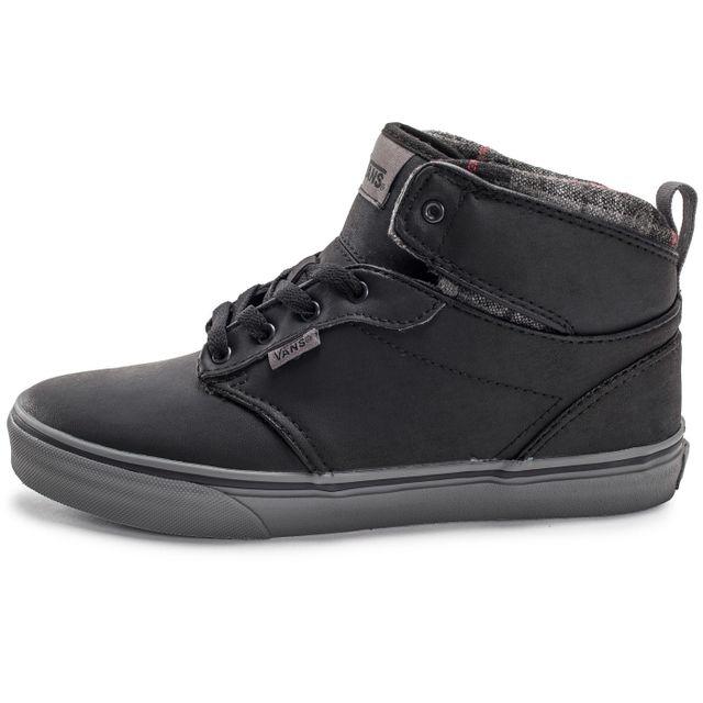 vans attwood leather junior chaussures