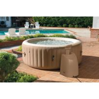 HAPPY GARDEN - Spa gonflable rond simili-cuir SUPER CAMARO - 6 ... 43eaf7cea81d