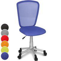 Infantastic - Chaise pivotante confortable pour enfants en 6 coloris gris