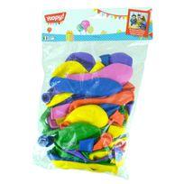 Yoopy - 50 ballons multicouleurs