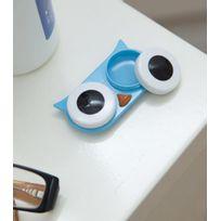 Manta design - Boite à lentilles chouette
