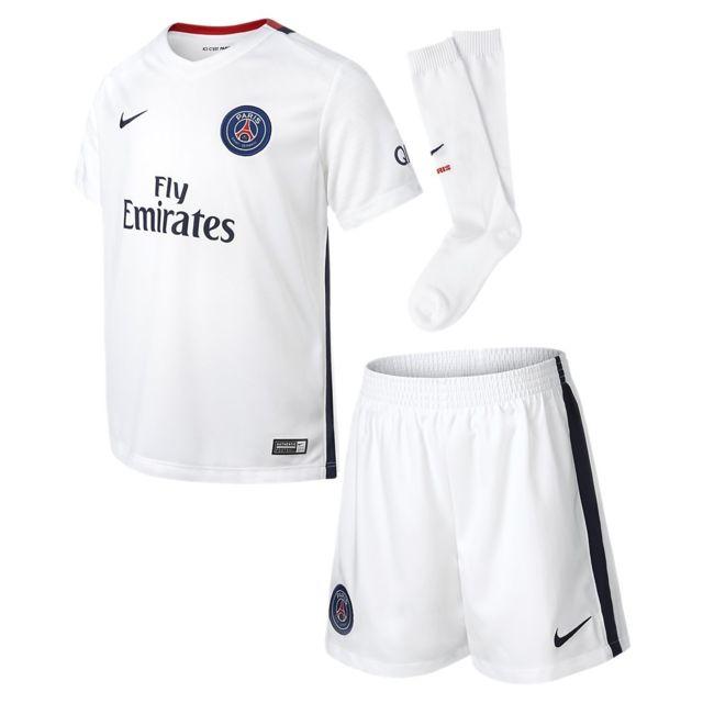 speical offer shopping finest selection Nike - Ensemble de football Enfant Cadet Psg Stadium Away ...