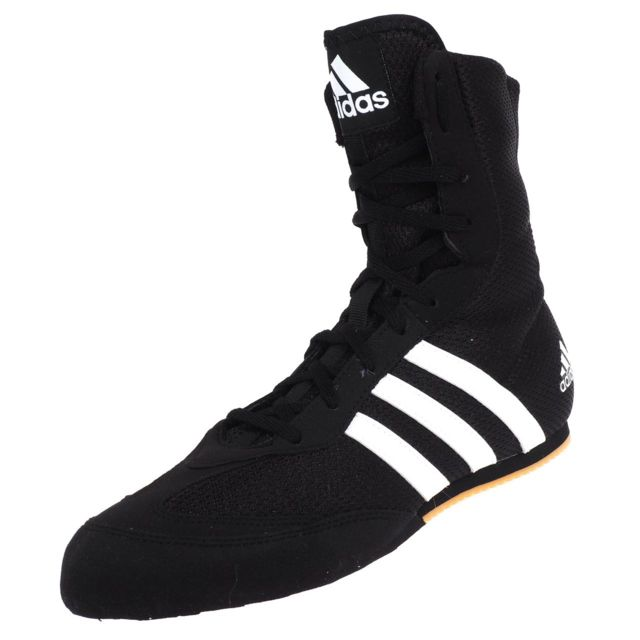 brand new e43af 04f37 Adidas - Chaussures boxe Adidas Chaussures boxe anglaise Noir 22975