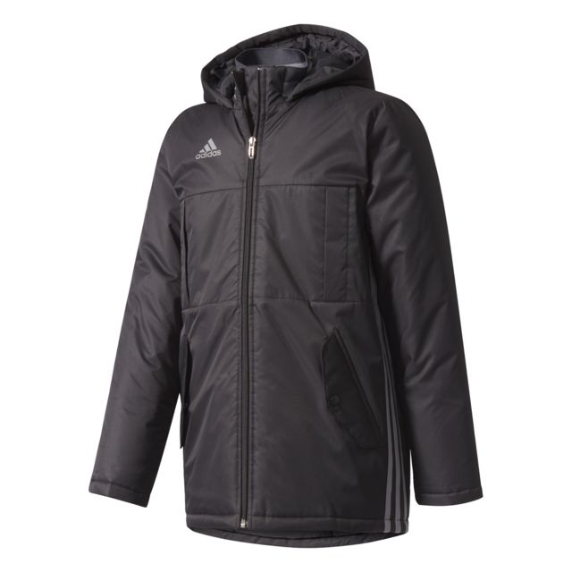Jacket Adidas À 16 Condivo Stadium Performance Capuche Veste 0wzqB