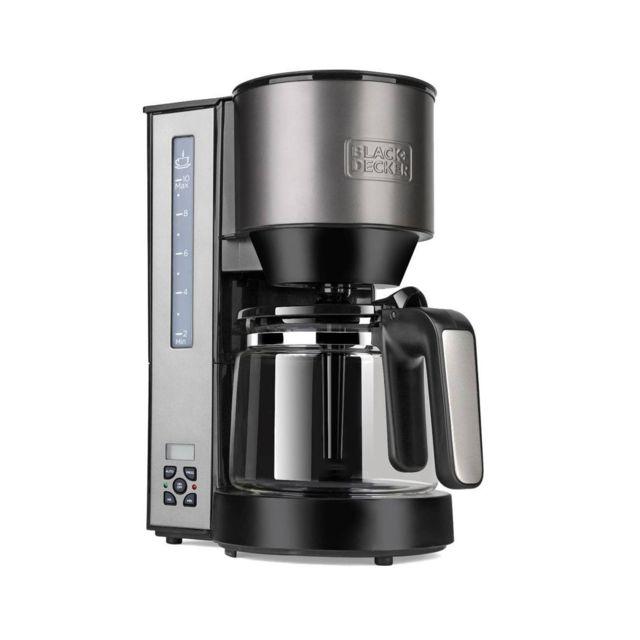 Black & Decker Cafetière à filtre Black Et Decker Bxco 1000 E