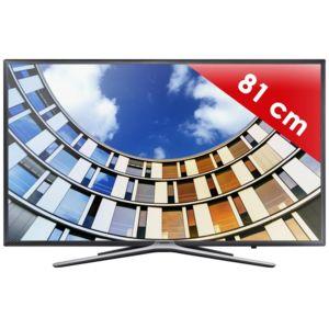 samsung ue32m5575au 80 cm smart tv led 1080p pas cher achat vente tv led de 32 39 39 39. Black Bedroom Furniture Sets. Home Design Ideas