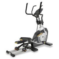BH Fitness - Fdc20 Dual G865N Vélo elliptique - Foulée 51cm - Inertie 35 Kg - Compatible i.Concept - Programmes et profils