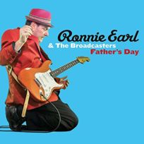Crs - Ronnie Earl | The Broadcasters - Father's day DigiPack