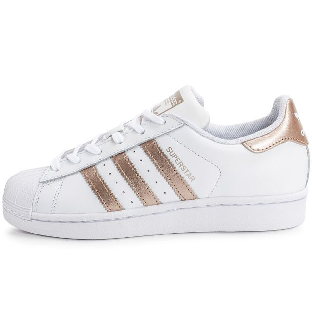 Adidas originals - Superstar W Rose Gold - pas cher Achat ...
