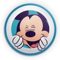 Philips - Applique Mickey Mouse Led L35 cm - Bleu