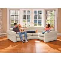INTEX - Canapé Sofa d'angle gonflable