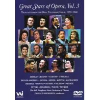 Vai - Great Stars Of The Opera From Bell Telephone Hr 3 - Dvd - Edition simple