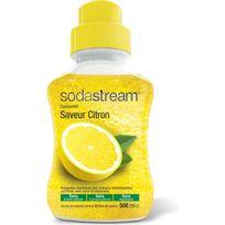 SODASTREAM - Concentré saveur Citron Original