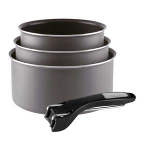 Sitram - Set 3 casseroles 16/18/20 + pince induction