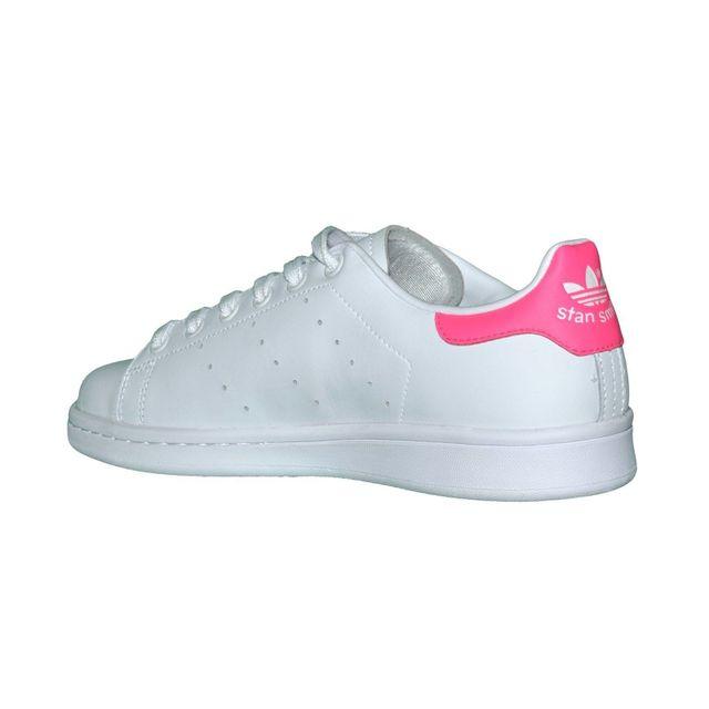basket adidas femme rose fluo