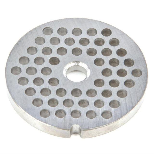 Materiel Chr Pro Disque de 2 à 10 mm Pour Hachoir à Viande Tc8 - Afi Collin Lucy - 8 mm