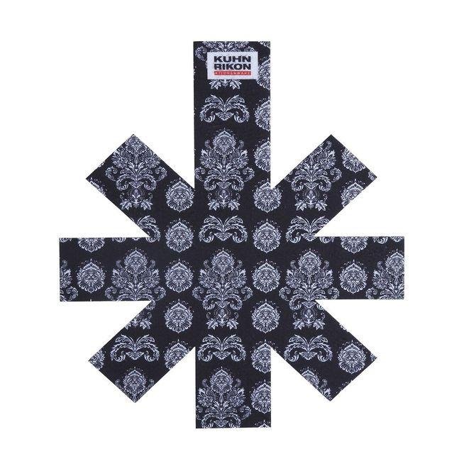 Bergner Set De 2 protecteurs pour Poêle blanc et noir 24x29 cm