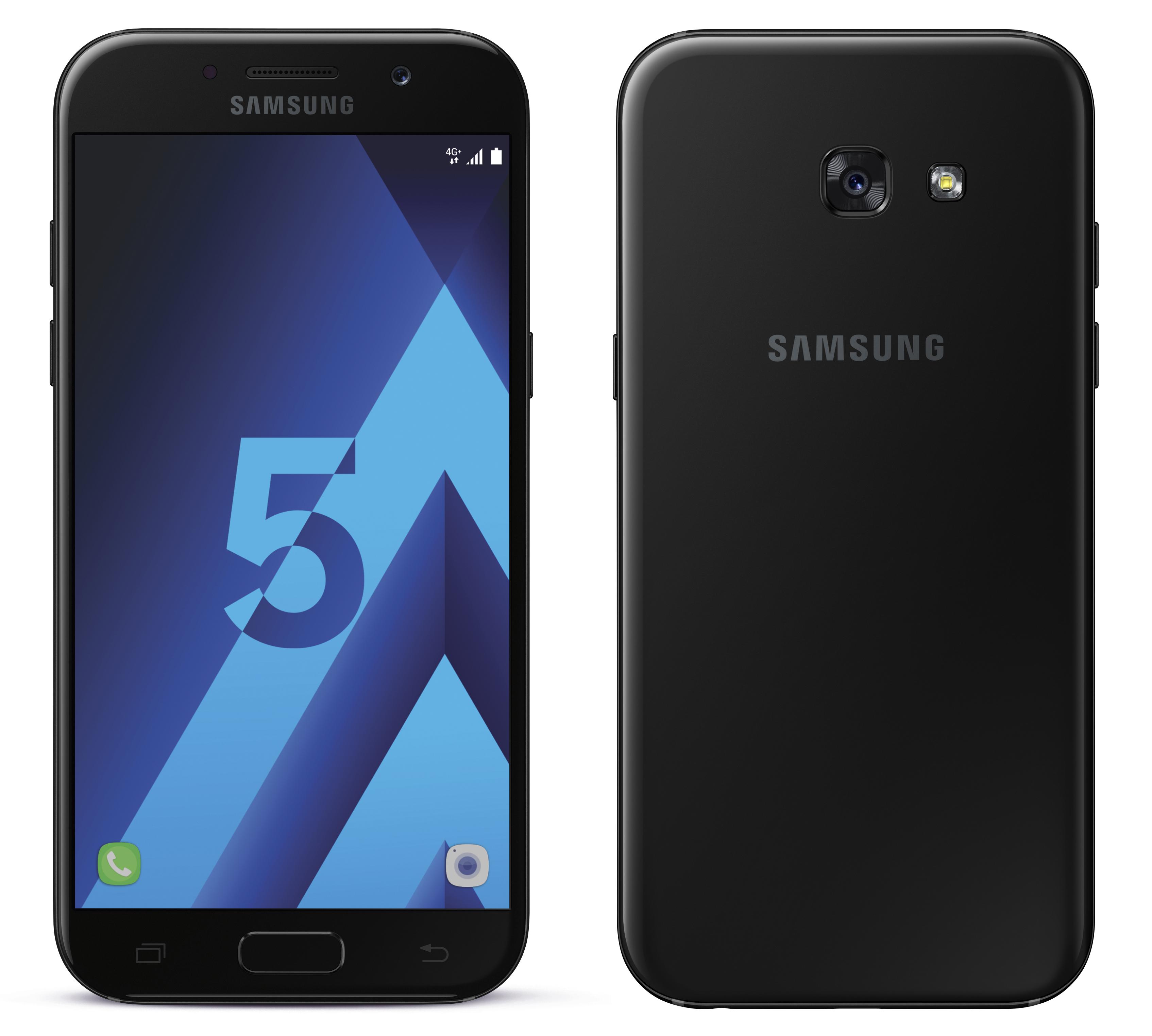 Galaxy A5 2017 - Noir