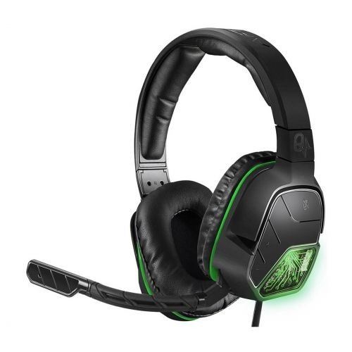 PDP Afterglow LVL 5 + Wired Stereo Headset for Xbox One