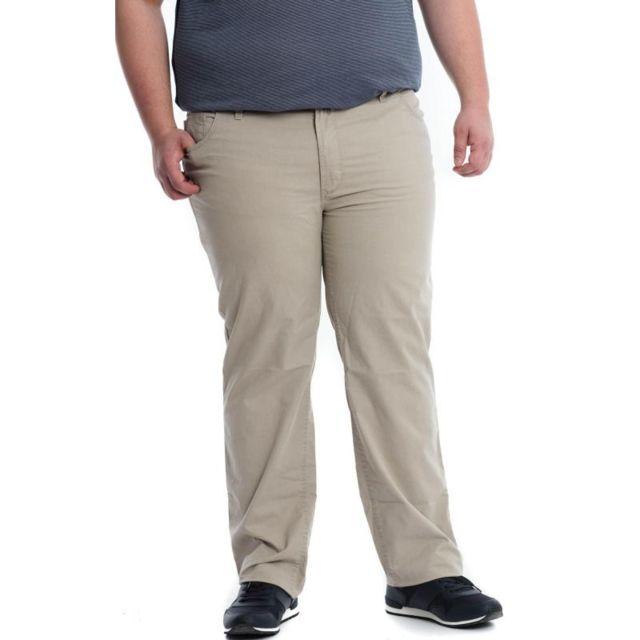 Pionier Pantalon toile beige