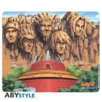 Abystyle - Naruto Shippuden - Tapis de souris Le Mur des Hokage