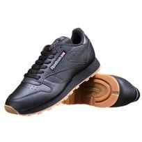 Reebok - Basket Cl Lthr 49800 Black/Gum