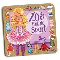 Creation Vd - 291 Jeu de Société Zoe Fait du Sport