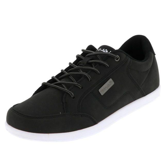 Teddy Smith Chaussures mode ville Tino black Noir 17858