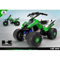 INJUSA - Quad électrique 12V - Kawasaki