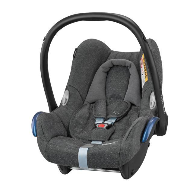 Bébé Confort - Siège Auto CabrioFix Isofix Groupe 0+ - Sparkling Grey