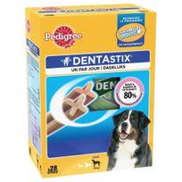 Pedigree - Friandises Dentastix pour Chien de Grande Taille - x28