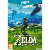 NINTENDO - The Legend of Zelda Breath of the Wild - Wii U