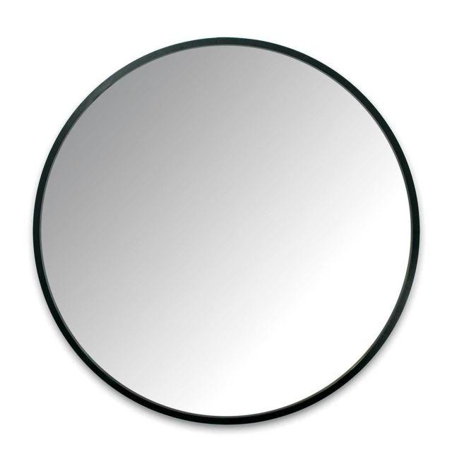 Umbra Miroir Hub 61 cm Noir