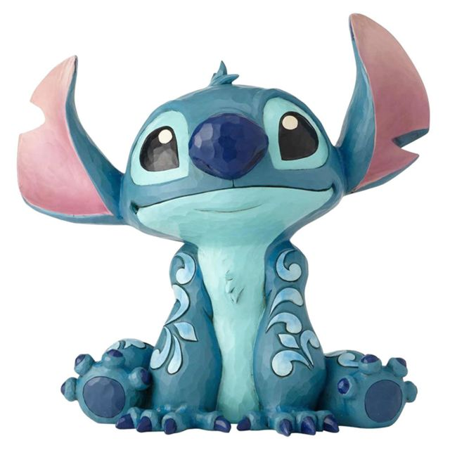 Enesco Grande Statuette de collection Stitch 36 cm