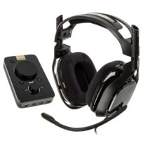Astro Gaming - Casque A40 Headset + MixAmp Pro Noir
