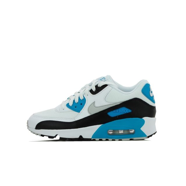 Nike - Basket Air Max 90 Mesh Junior - Ref. 833418-101 38