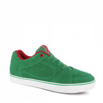 f1cc98e5b4b éS - Baskets Homme Chaussure skate shoes collector eS Square one Smu Green  White L