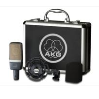 Akg - C214 - Microphone De Studio Statique CardioÏDE