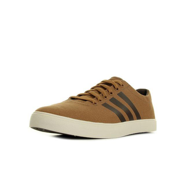 711a93191d078 Adidas Neo - Easy Vulc Vs Marron, Beige - pas cher Achat   Vente ...