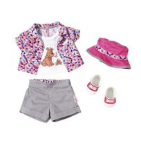 Zapf Creation - 823767 Baby born Play&Fun tenue de camping Deluxe