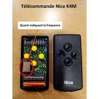 Nice - Télécommande / Emetteur EasyK K4M, 4 canaux, 30,875Mhz