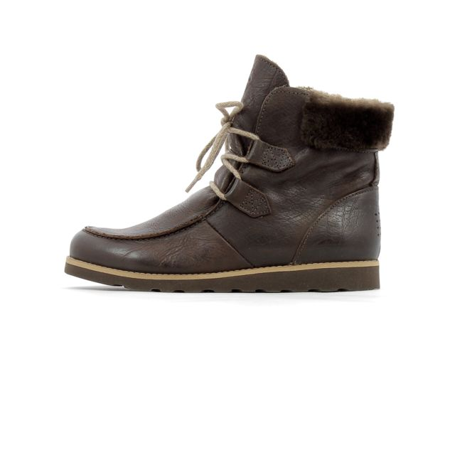 33fcb3b692f3c3 Tbs - Bottine Ariana Noir - pas cher Achat / Vente Boots femme -  RueDuCommerce