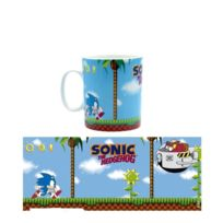 Sonic - Mug Green Hills Level 460 ml