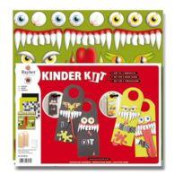 Karen Marie Klip - Plaques pour poignée de porte Scary x 2