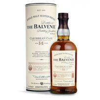 Balvenie - Whisky Carribean Cask 14 Ans - 70cl