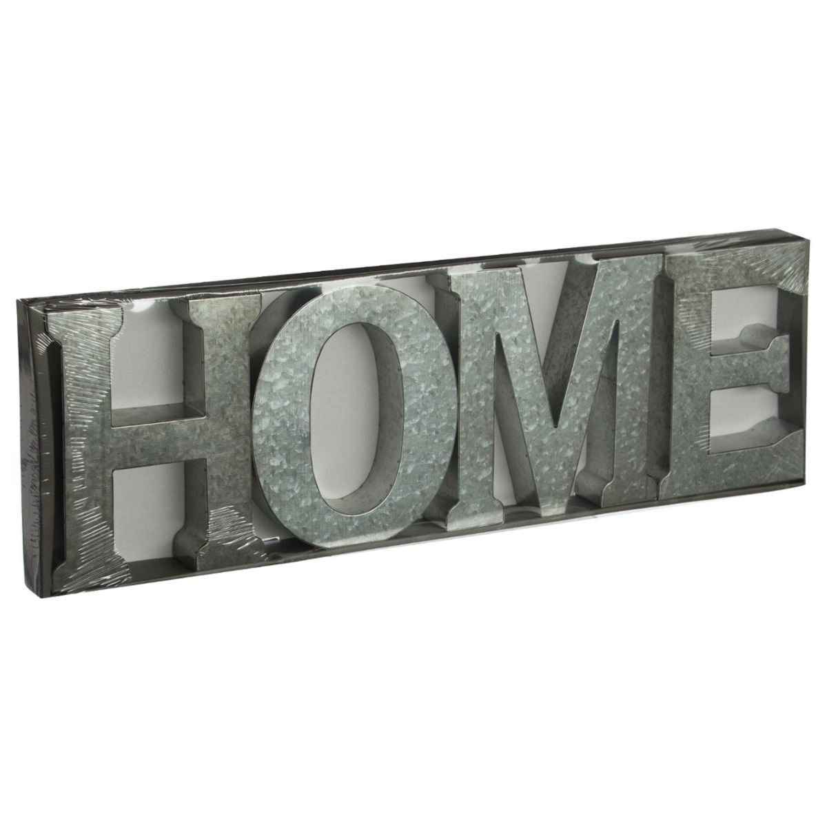 Lettres décoratives en métal Home