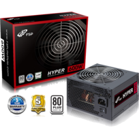 Fsp - Fortron Hyper S Hp 600S 600W Noir