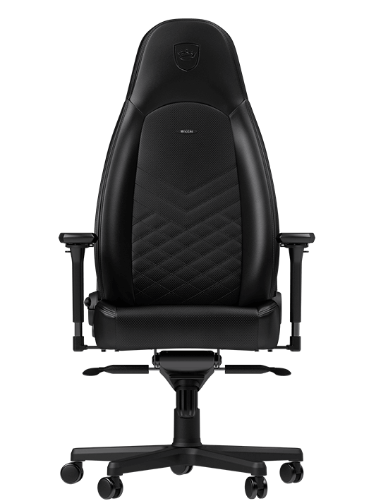 Chaise Gamer Icon Noblechairs Noir